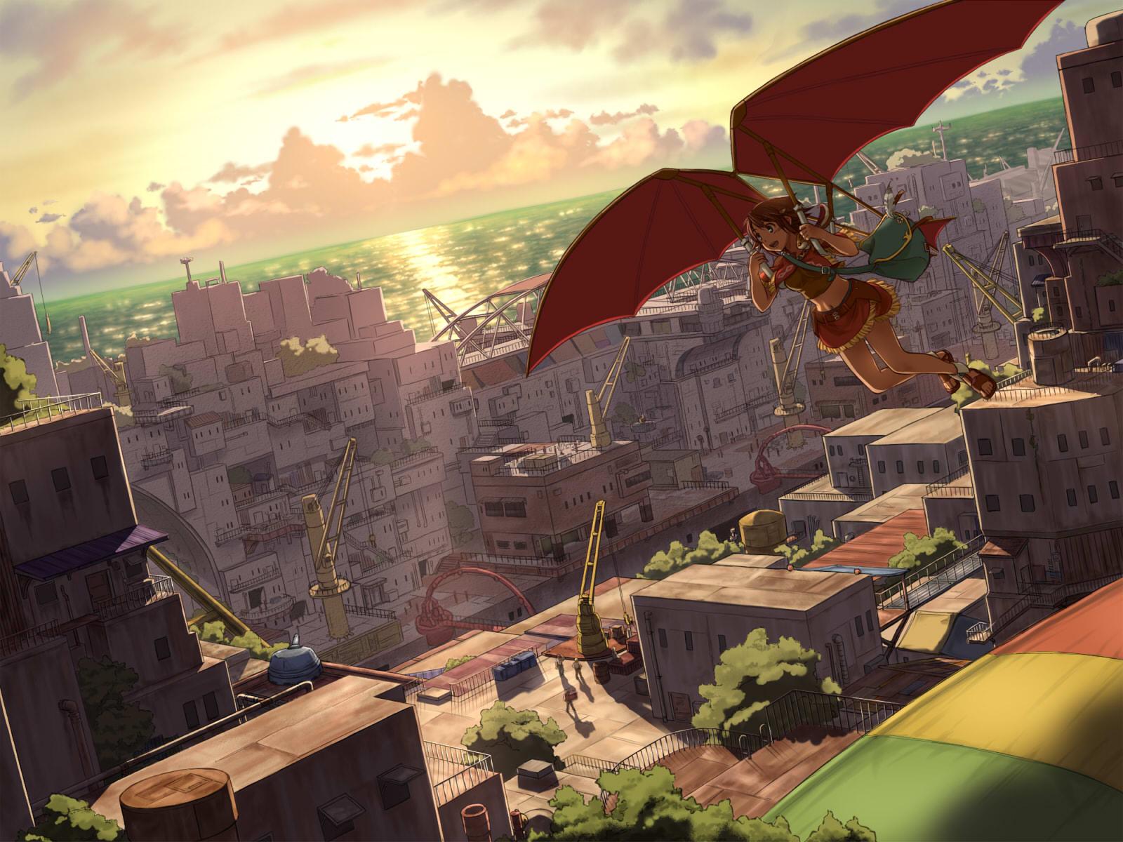 Featured image for [Anime Review]: Suisei no Gargantia (Including OVAs)