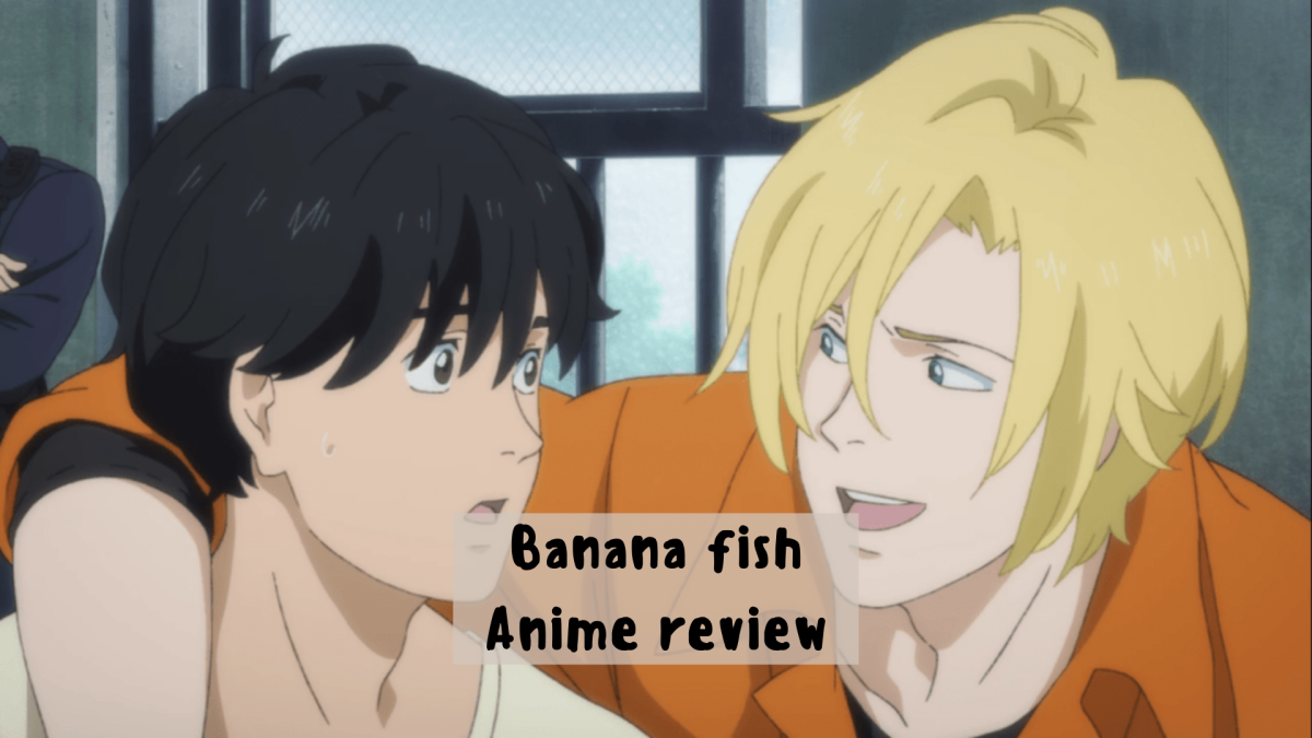 Featured image for Banana fish [Anime review]