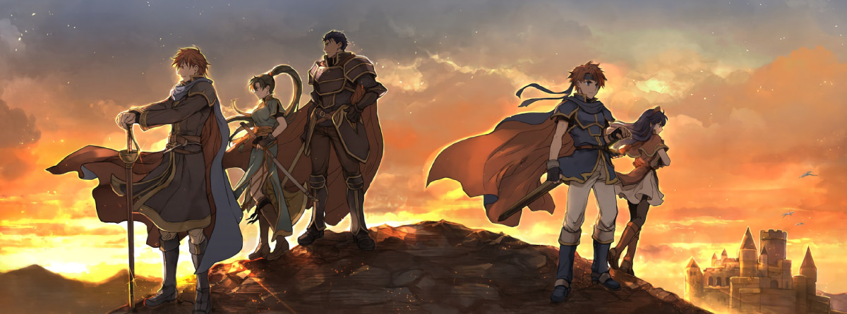 Featured image for Fire Emblem: The Blazing Sword – My Teenage Nostalgia Revisited