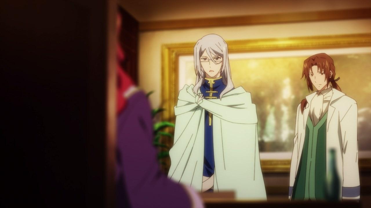 Featured image for Seijo no Maryoku wa Bannou Desu Episode #04