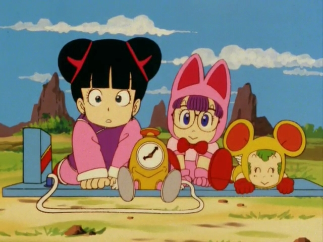 Featured image for Dr. Slump and Arale-chan 094