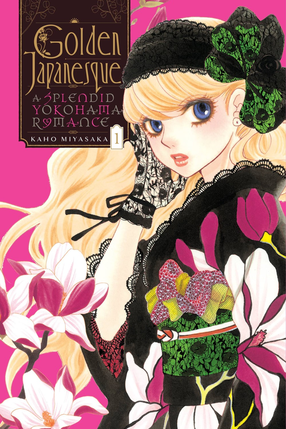 Featured image for Golden Japanesque: A Splendid Yokohama Romance Volume 1 Review