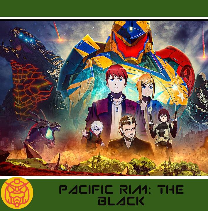 Featured image for Pacific Rim: The Black – Lost in Australia