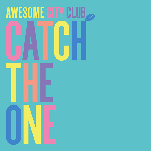 Featured image for J-Music Exchange/Rate ー Catch The One by Awesome City Club (Album Review)