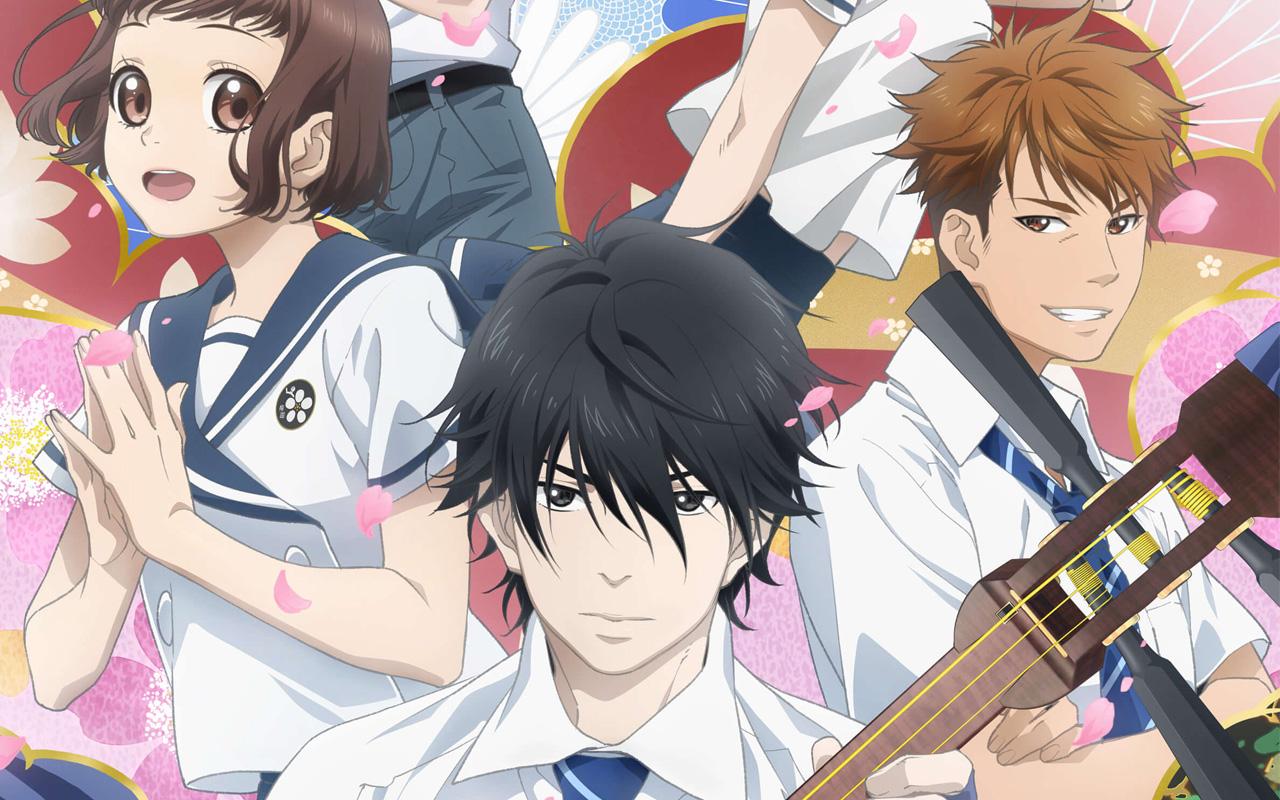 Featured image for Mashiro no Oto – A Beautiful Beginning