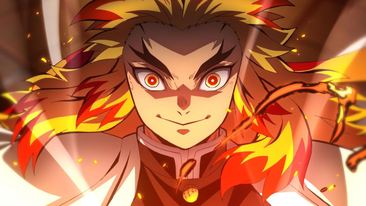 Featured image for Kyojuro Rengoku's Victory