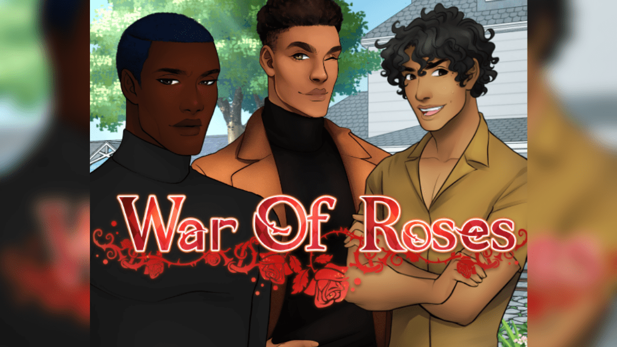 Featured image for War of Roses Indie Otome Review