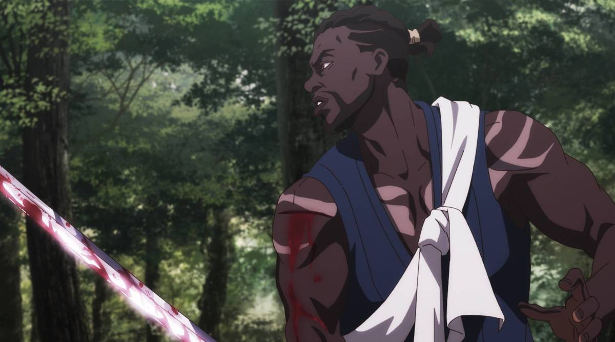 Featured image for Yasuke (2021) Review – A Mediocre Story About A Really Cool Dude