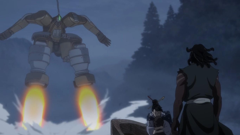 Featured image for Yasuke – Episode 1