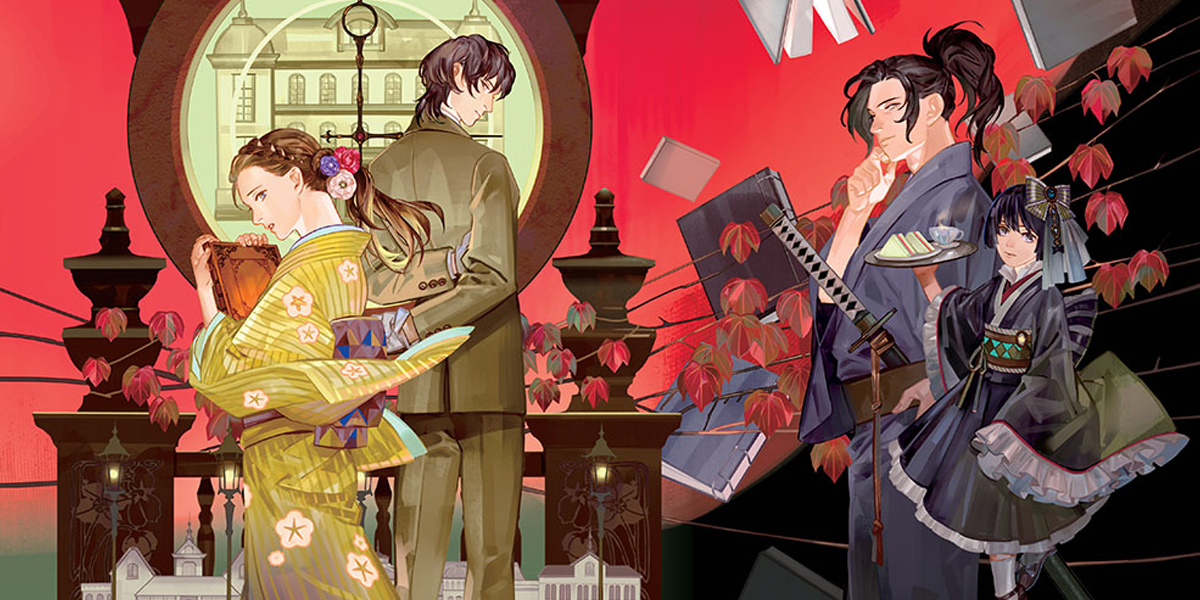 Featured image for Romance of the Imperial Capital Kotogami: A Tale of Living Alongside Spirits