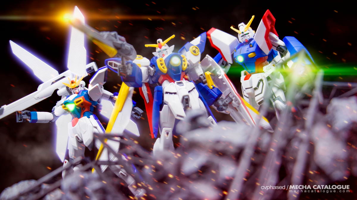 "Featured image for One Shots / ""Nostalgia Gundams"""