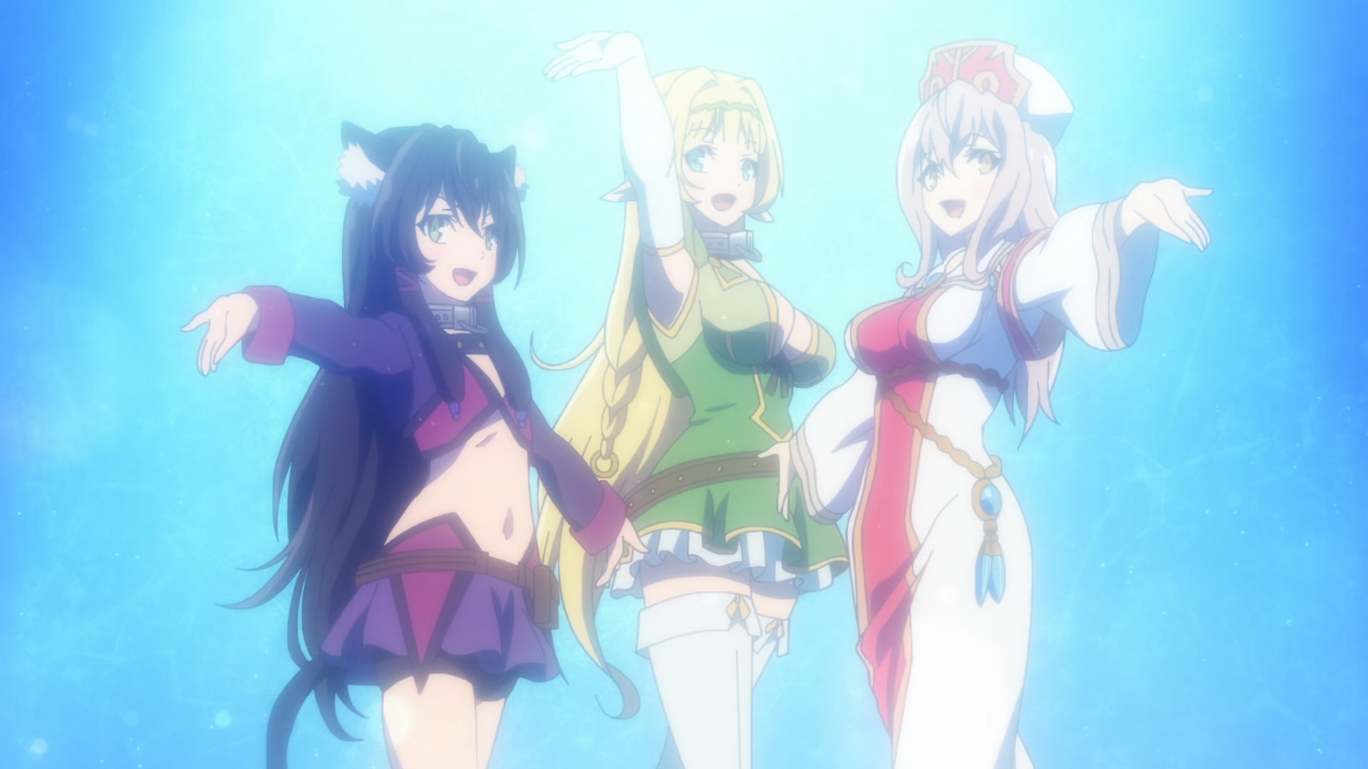 Featured image for How Not to Summon a Demon Lord Ω – 04