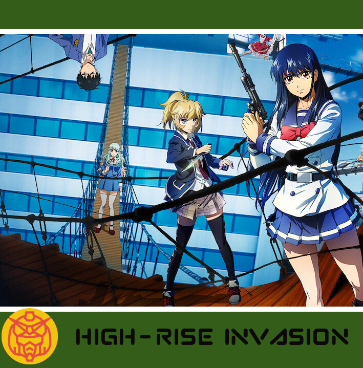 Featured image for High-Rise Invasion: Who Will Survive?