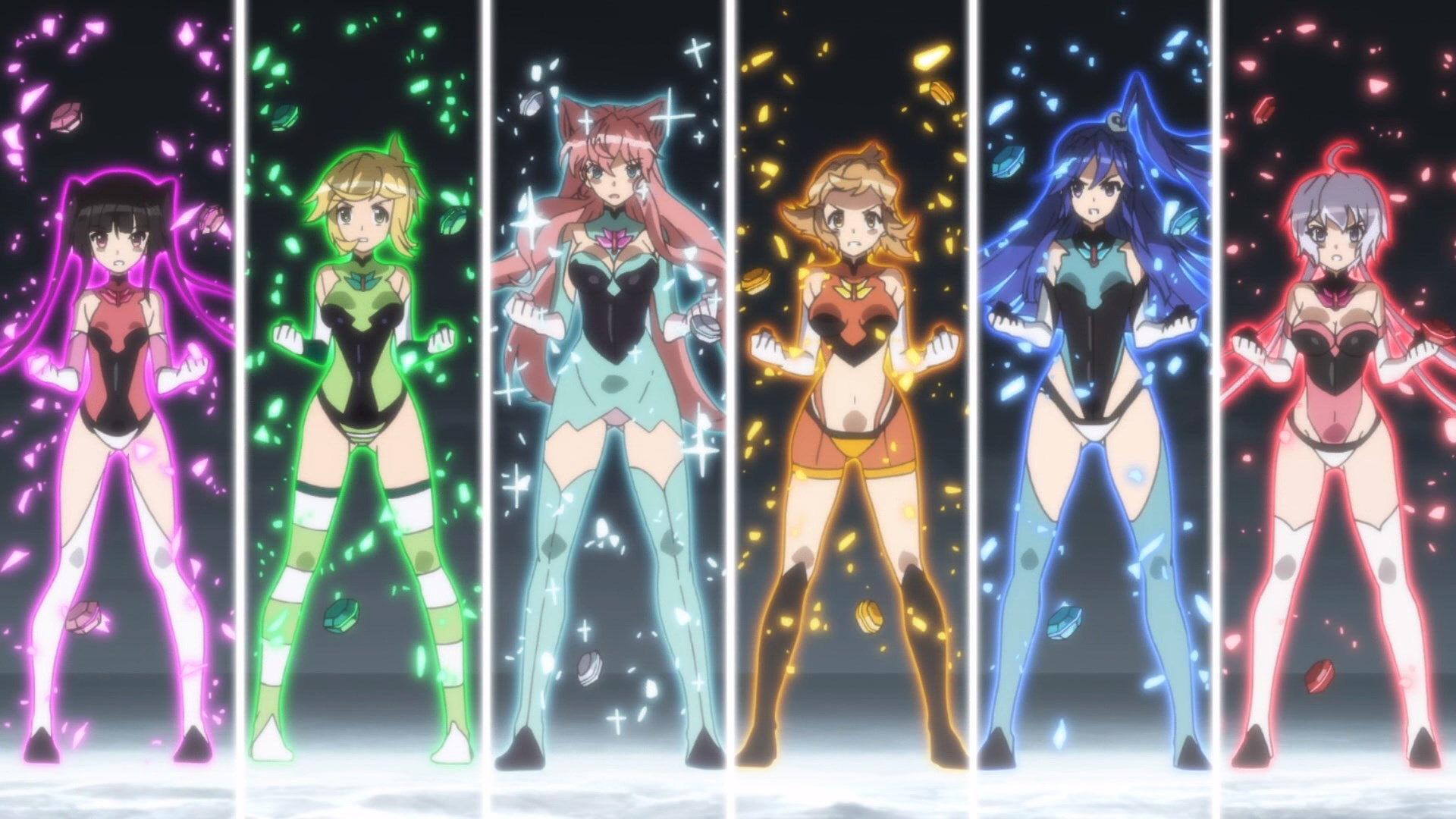 Featured image for Symphogear XV – Episode 1