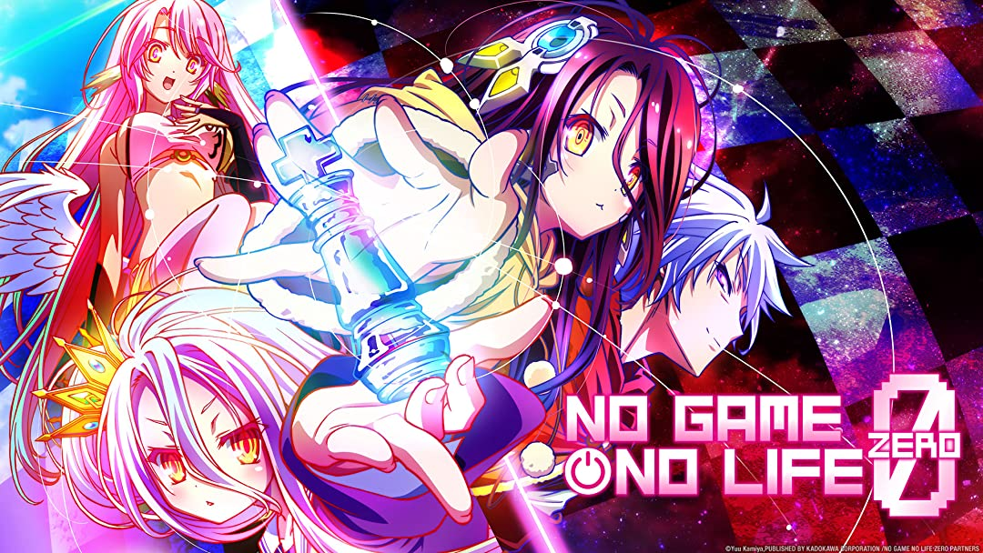 Featured image for No Game No Life: Zero