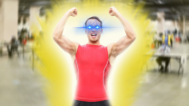 Featured image for Man Reaches Final Form After Receiving Every COVID-19 Vaccine