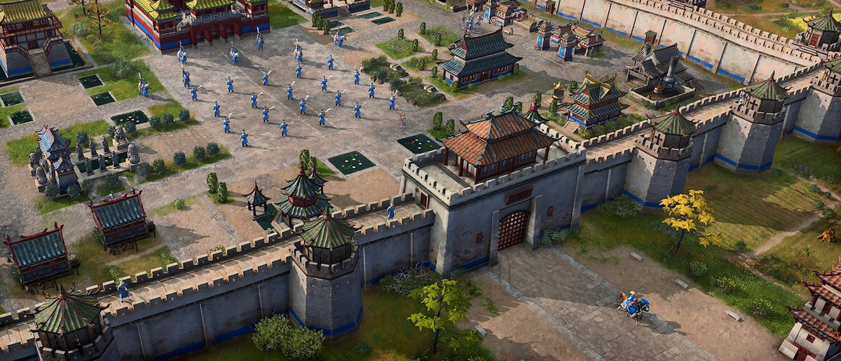 Featured image for A New Age: Age of Empire IV: Memories, moneys, and bubbles