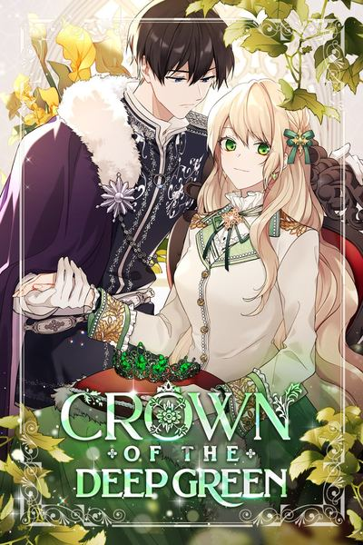 Featured image for Crown of the Deep Green Webtoon Review