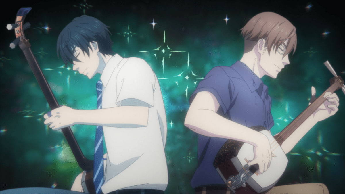 Featured image for Mashiro no Oto – Episode 5