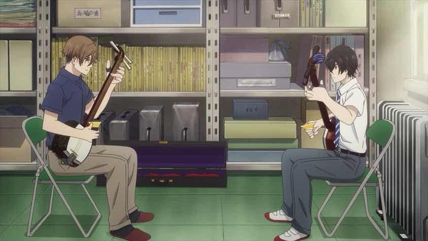 Featured image for Mashiro no Oto – 05