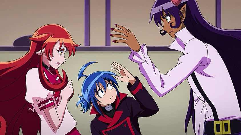 Featured image for Mairimashita! Iruma-kun 2nd Season – 03