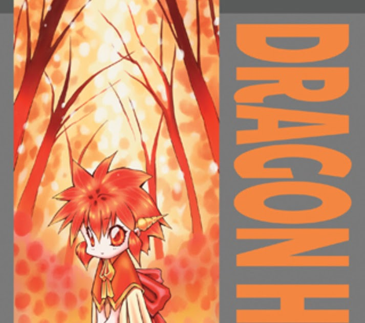 Featured image for Merry Month of Manga: DRAGON HALF