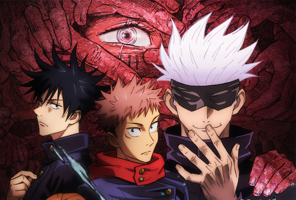 Featured image for Jujutsu Kaisen – Anime Review
