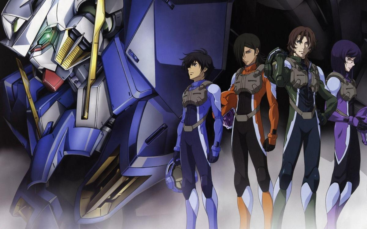 Featured image for Anime Review 47 Gundam 00 (Redux)
