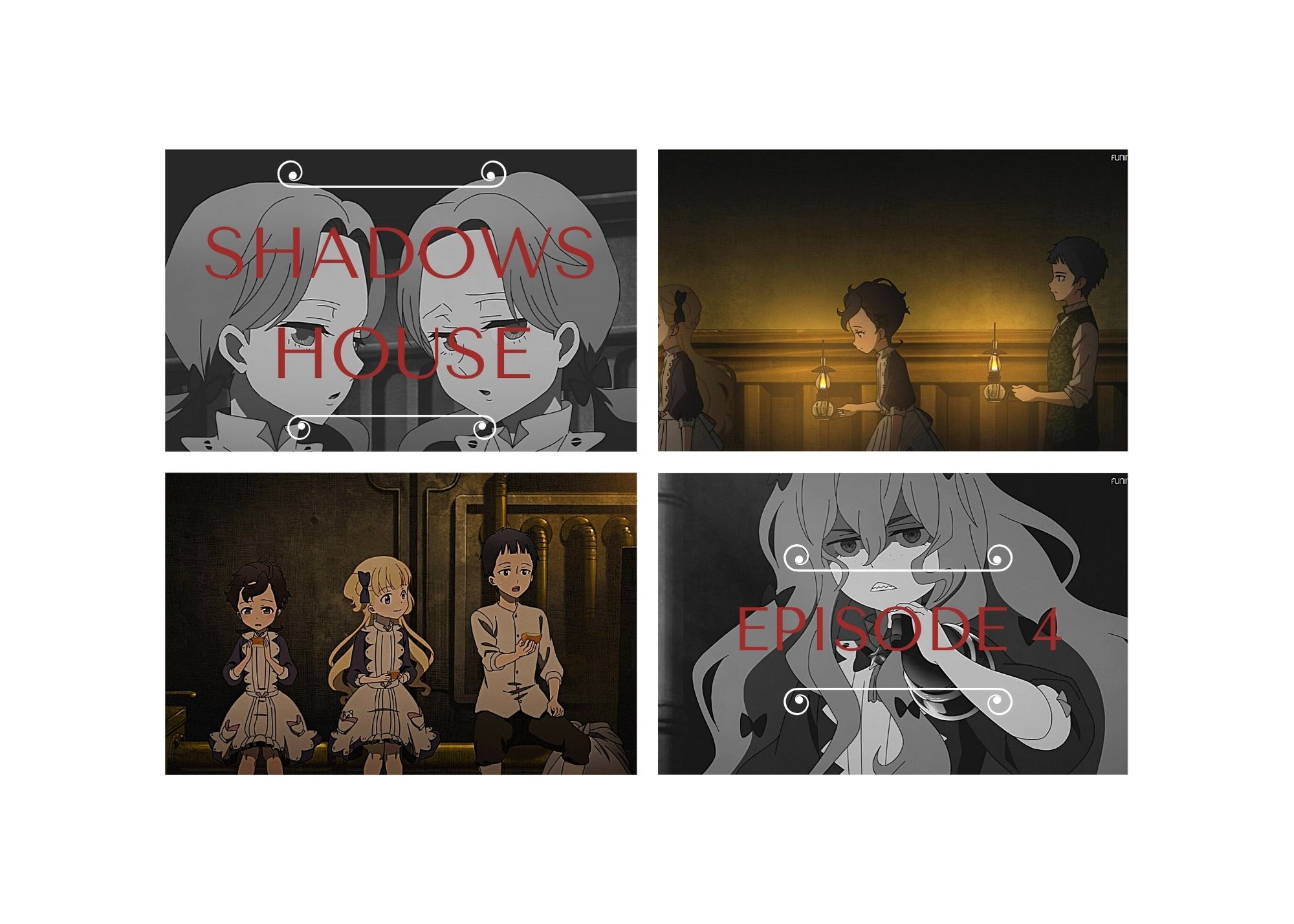 Featured image for Shadows House episode 4 – Murder