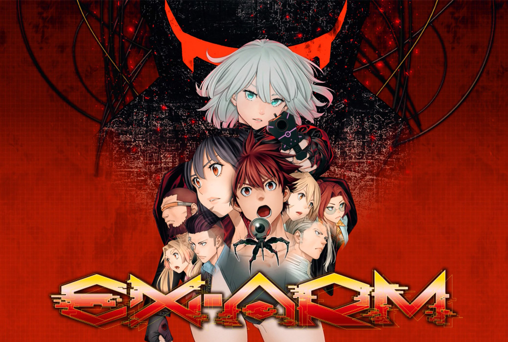 Featured image for Ex-Arm – Anime Review