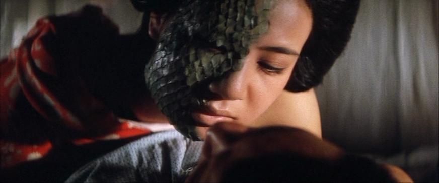Featured image for Snake Woman's Curse (怪談蛇女, Nobuo Nakagawa, 1968)