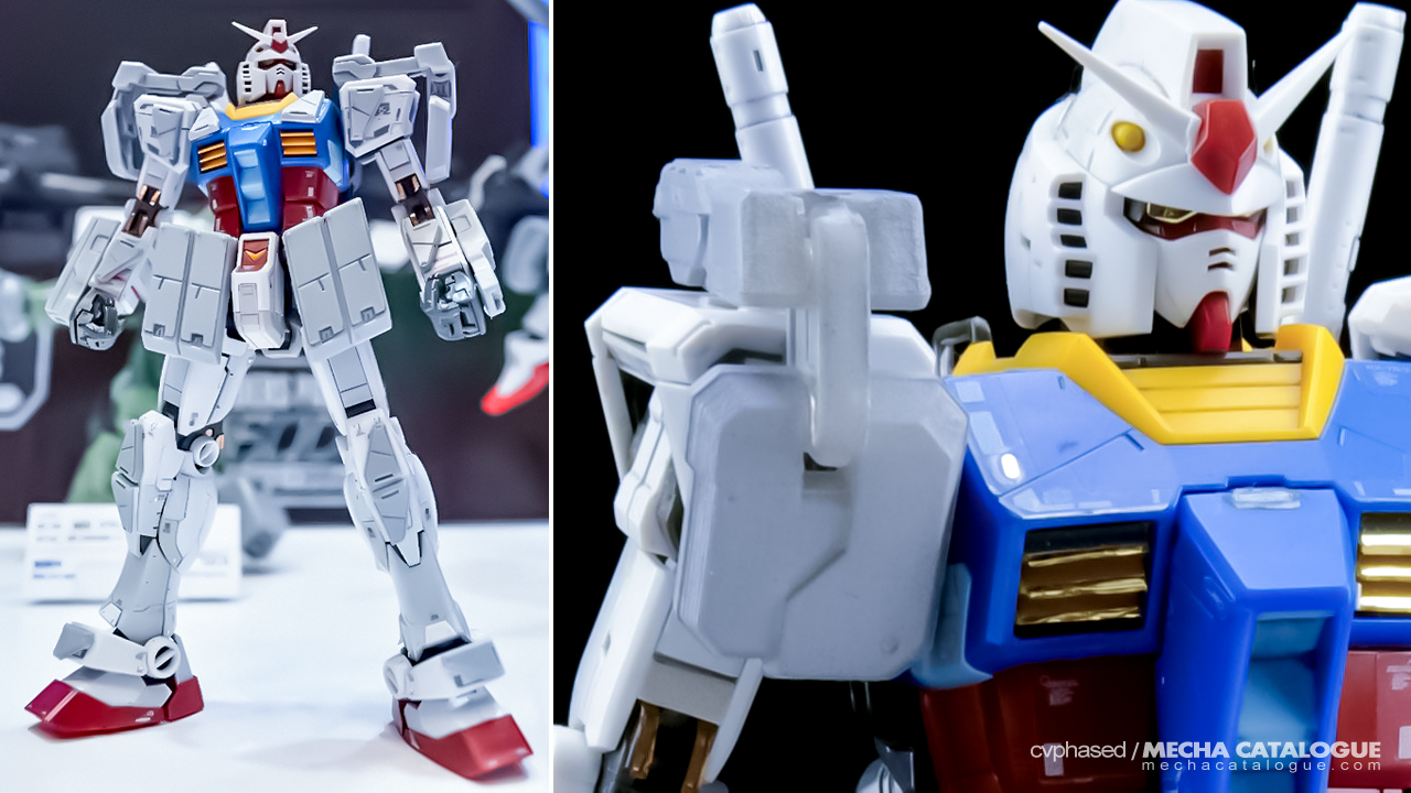Featured image for Bringing Back This Build Concept: RX-78-2 Gundam [Patchwork Armor]