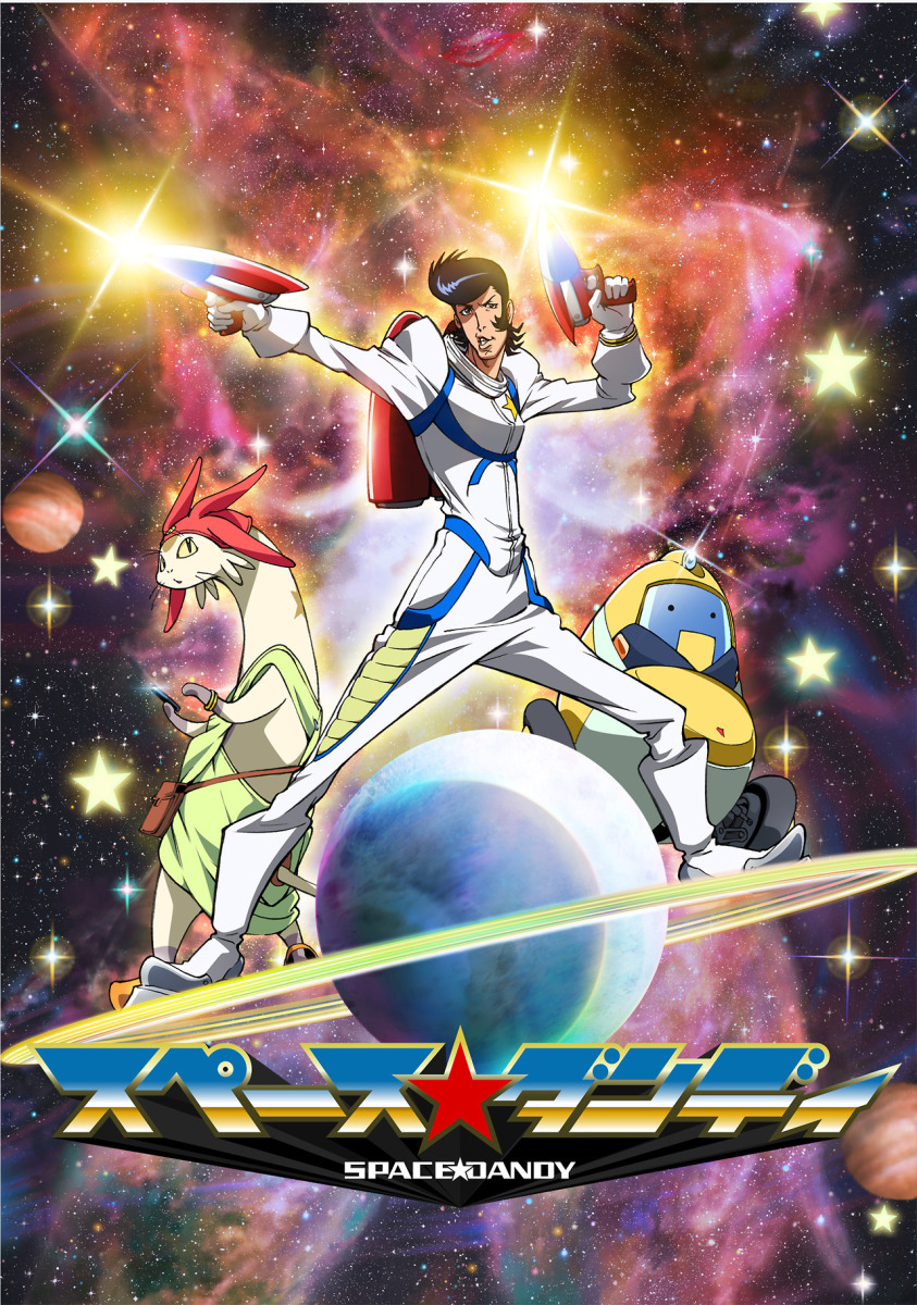 Background image for 4 Reasons To Watch: Space Dandy