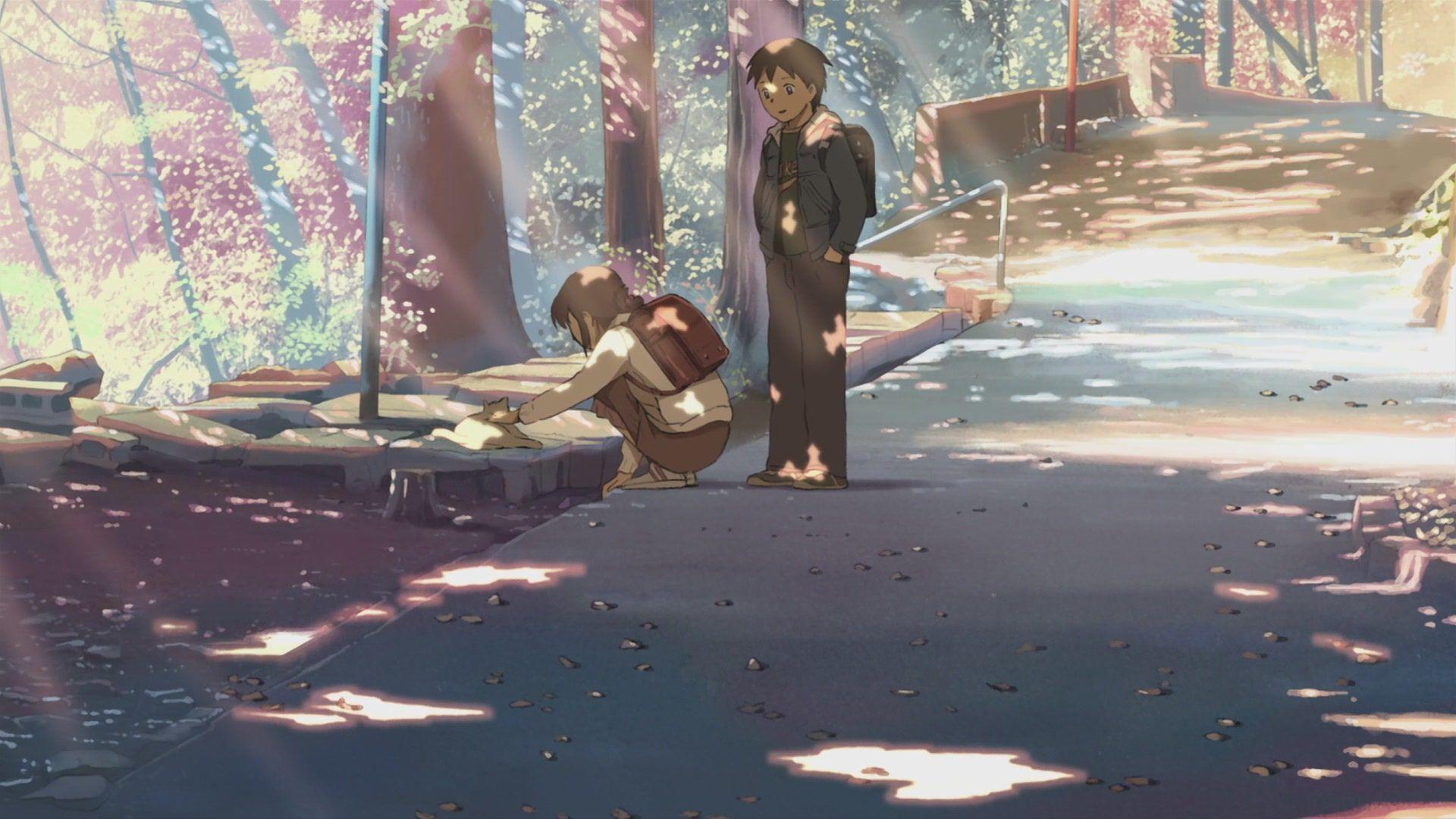 Featured image for Anime From the Vault Episode 4: 5 Centimeters Per Second (Byousoku 5 Centimeter)