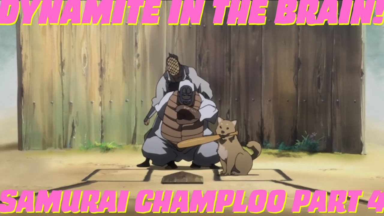 Featured image for Samurai Champloo Part 4