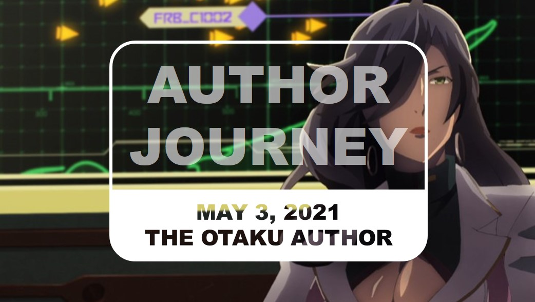 Featured image for Author Journey (May 3, 2021)