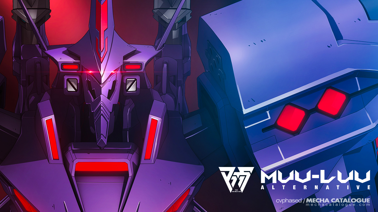 Featured image for Apparently, The Spinoffs Came First: Muv-Luv Alternative The Animation