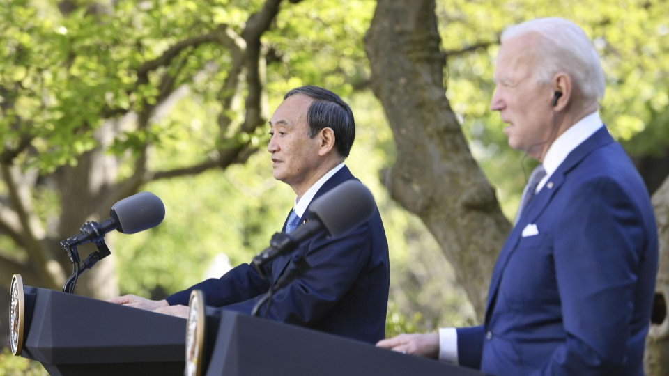 Featured image for Japanese Politicians Sound Off on Suga-Biden Summit