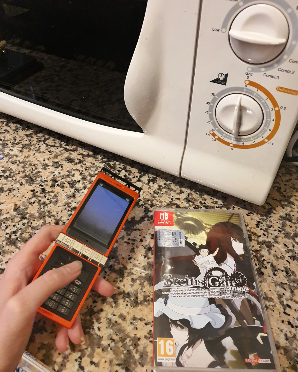 Featured image for Steins;Gate Elite – Review