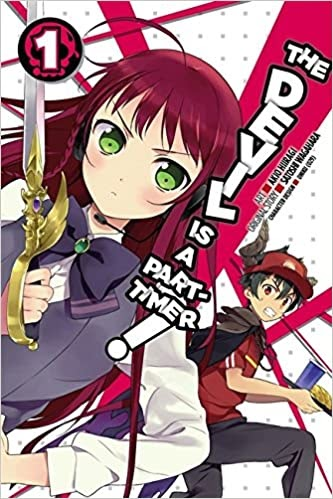 Featured image for Merry Month of Manga: THE DEVIL IS A PART-TIMER