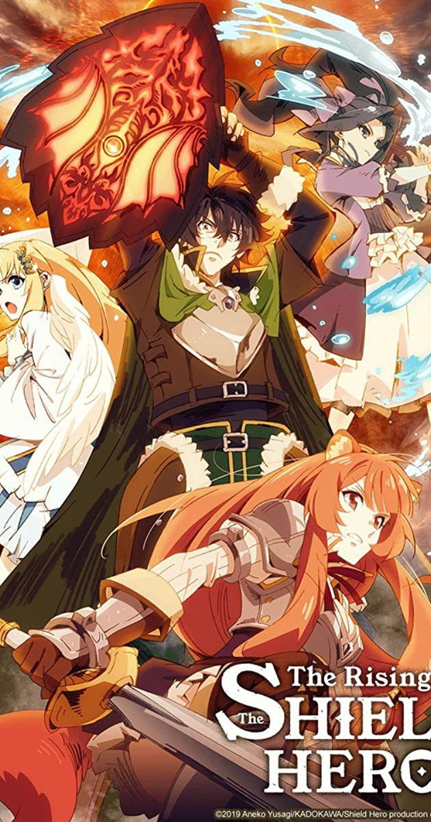Featured image for The Rising of the Shield Hero