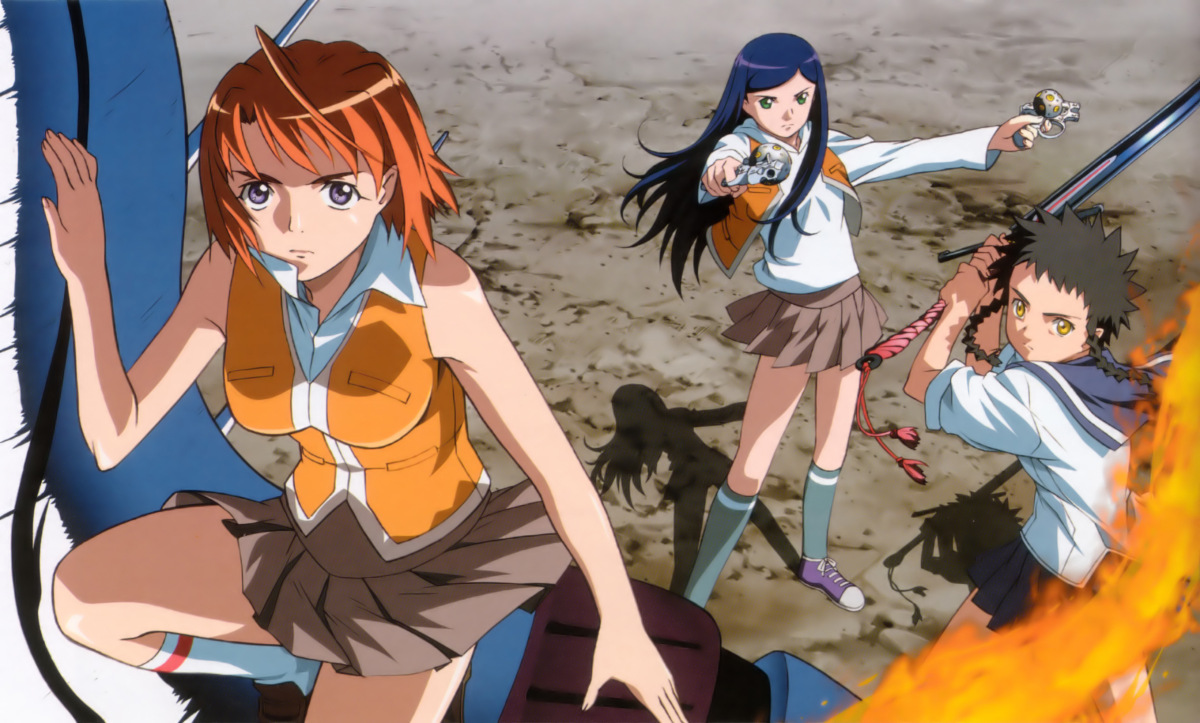 Featured image for Anime Review 190 My-Hime