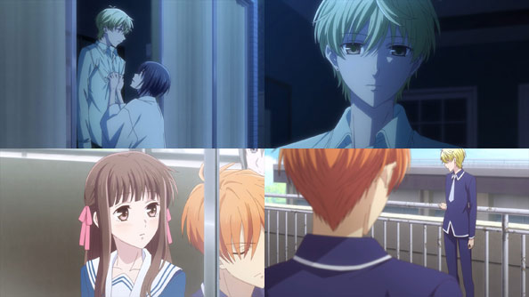 Background image for Fruits Basket – 55 – The End Comes So Suddenly