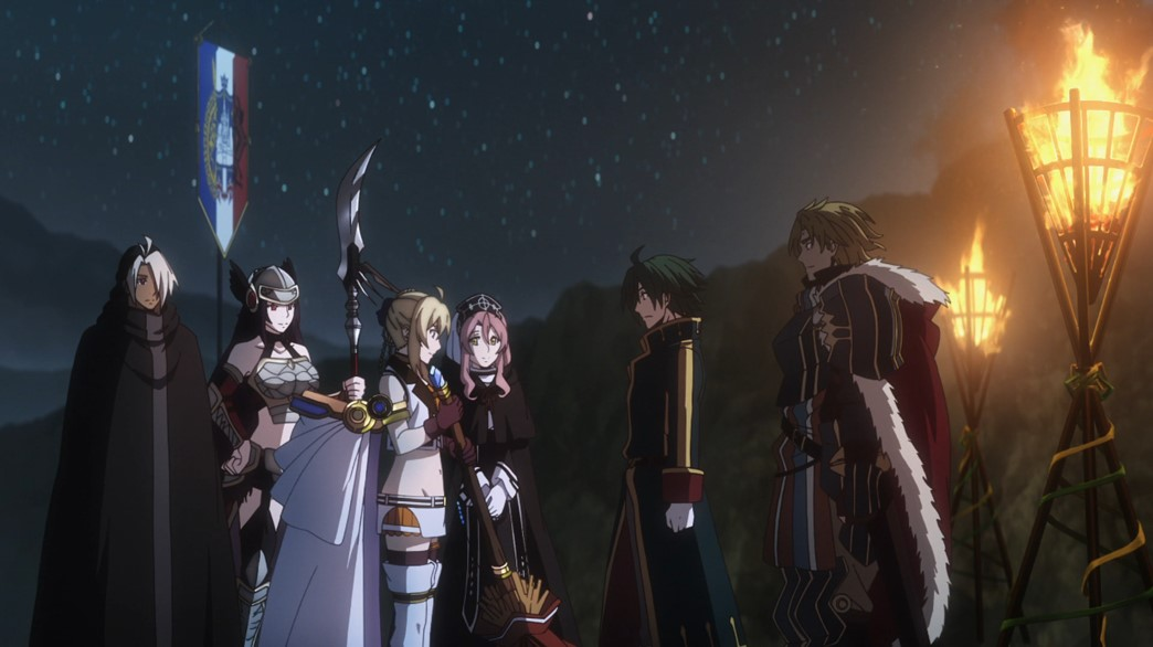 Featured image for Record of Grancrest War (Episode 22) – The Holy Grail
