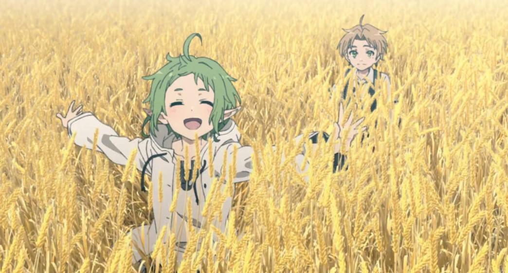 Featured image for Mushoku Tensei: Jobless Reincarnation (Episode 3) – A Friend
