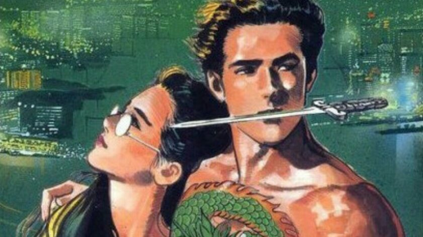 Featured image for Crying Freeman and the 1980s Home Video Revolution in Japan