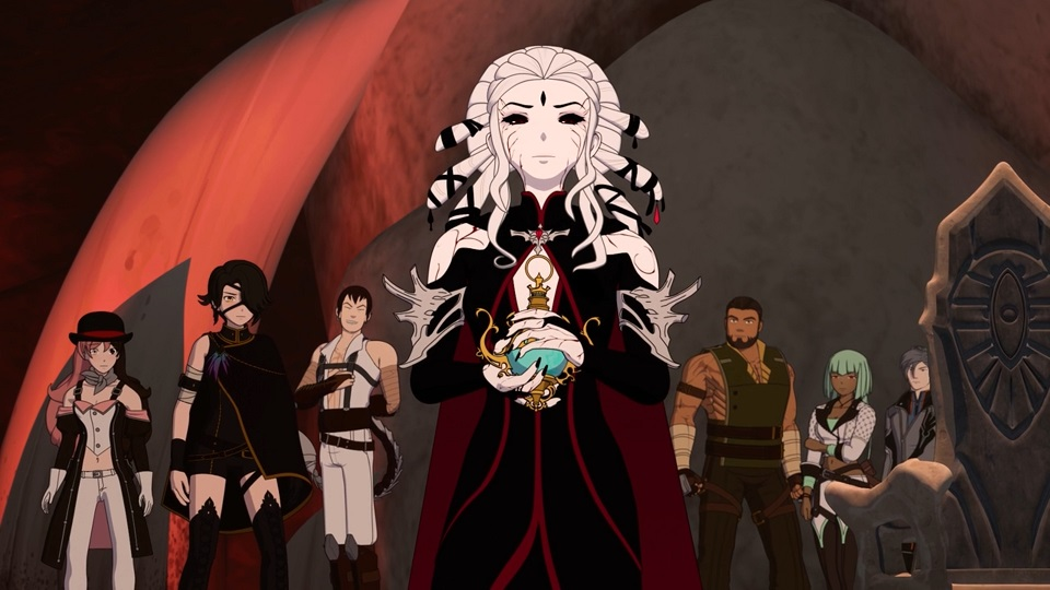 Featured image for In RWBY Volume 8, Things Go from Worse to Even Worse