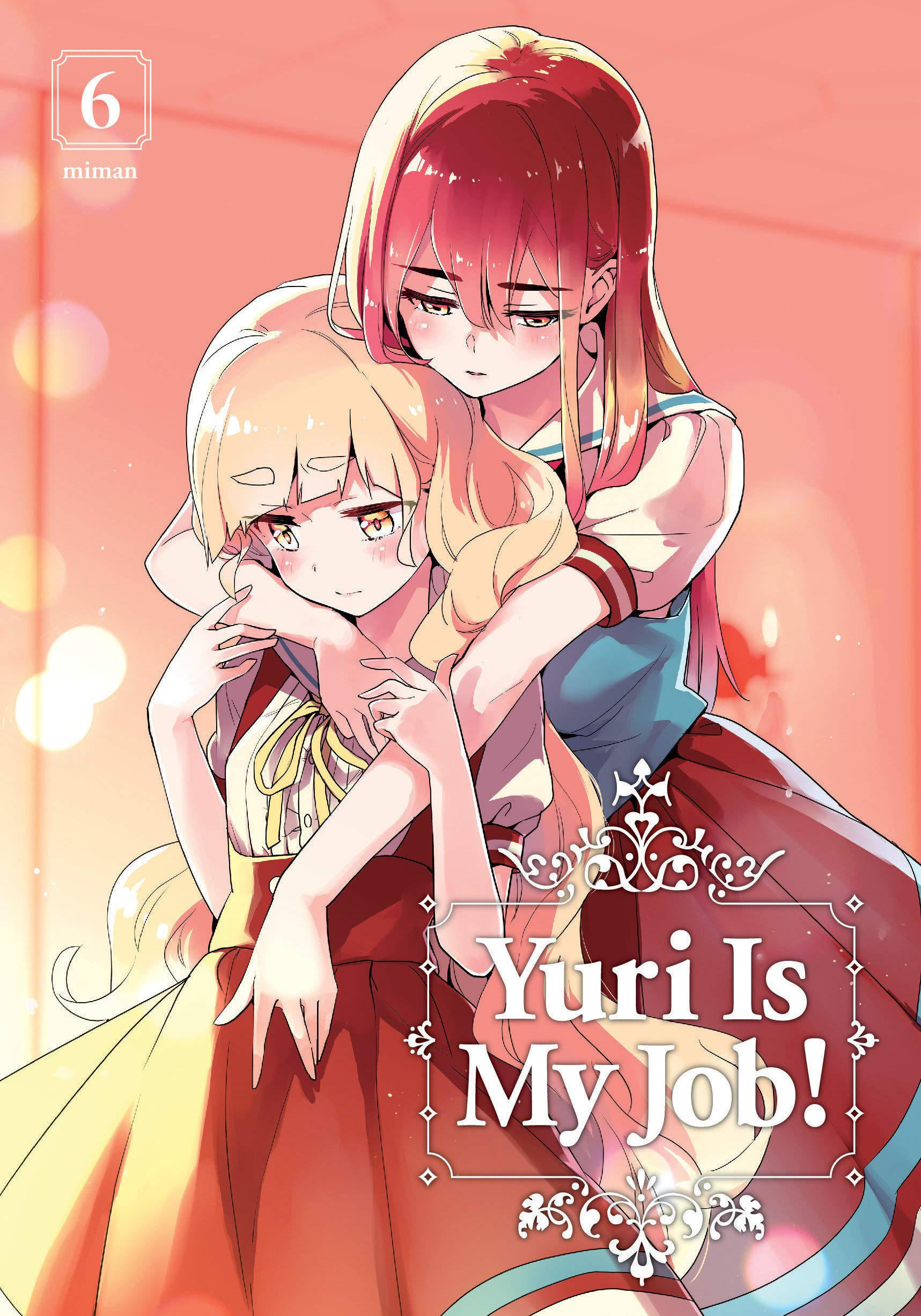 Featured image for Thoughts on Yuri Is My Job! Volume 6