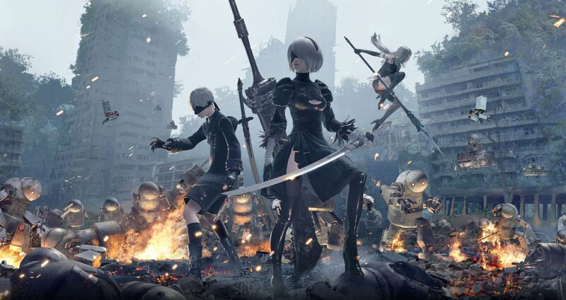 Featured image for Neir:Automata, a Review of Its Themes