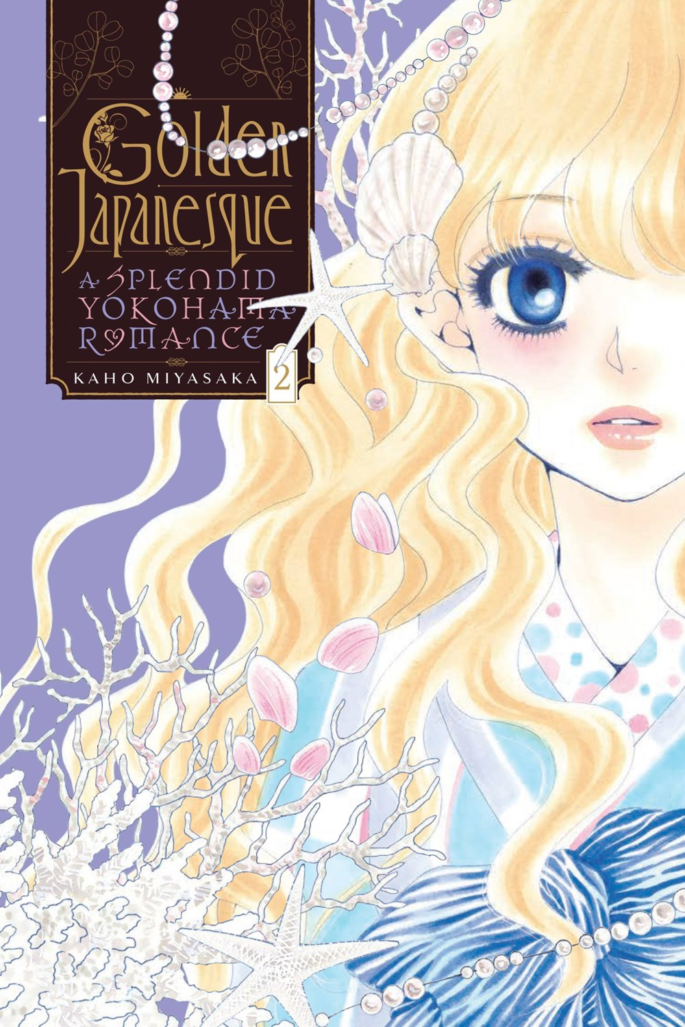 Featured image for Golden Japanesque: A Splendid Yokohama Romance Volume 2 Review